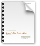 Logo for Career Tip: Start a Club