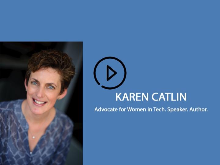 Karen Catlin's Speaker Reel