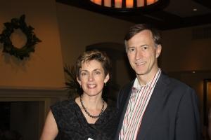 Photo of Karen and her husband Tim