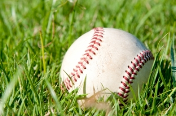 Photo of a baseball