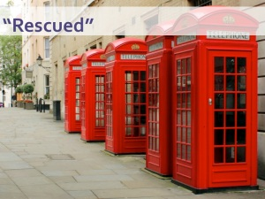 British Red Phone Booths