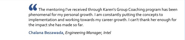 Testimonial from Chalana Bezawada, Engineering Manager at Intel