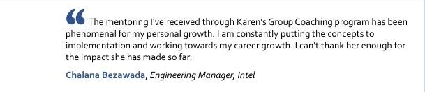 Testimonial from Chalana Bezawada, Engineering Manager at Intel