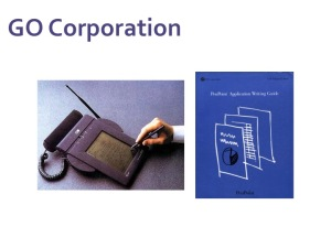 GO Corporation early tablet computer
