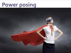 Woman in super hero cape