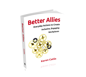 Picture of Better Allies book cover